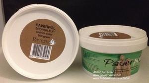 Paverpol PA073 Bronskleur 500gram