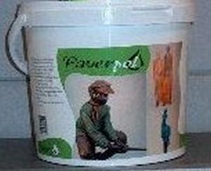 Paverpol PA075 Bronskleur emmer 5,75kg  EMMER 5750gram