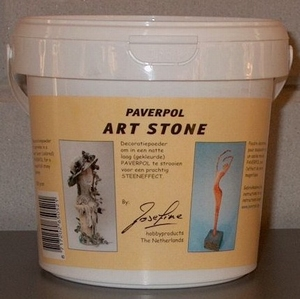 Paverpol Art Stone poeder grootverpakking PA063A  1250gram