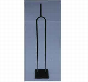 2-benig metalen statief 39cm hoog K048