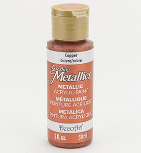 DecoArt Americana DA-205 Dazzling Metallics Copper  59ml