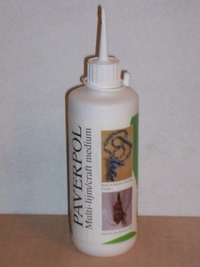 Paverpol PA004 Transparant in tuitfles  250 ML