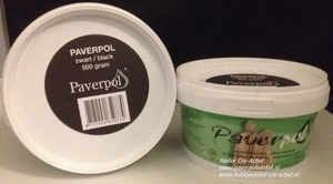 Paverpol PA079 Zwart 500gram