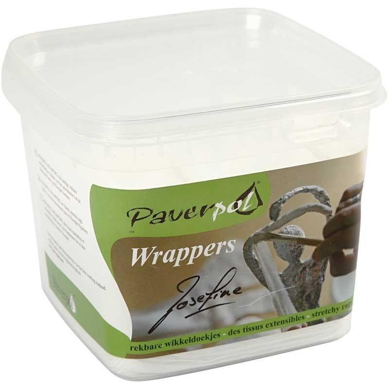 PA046 Paverpol Wrappers (rekbare viscose doekjes)