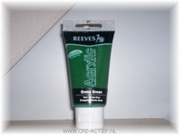 Reeves Acrylverf Grass Green 8340-440