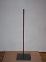 Metalen pin met voet 30cm art. PAV043A 30cm