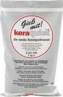Keraquick gips/gietpoeder wit  art. 2160300