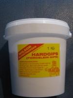 Porseleingips/Hardgips Wilsor (mooi wit) in zak 1 KILO