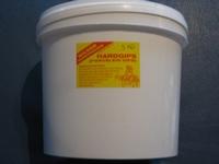 Porseleingips/Hardgips Wilsor (mooi wit) in zak 5 kilo