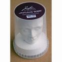 Paverpol keramisch hoofdje Robin art. gips002