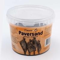 Paversand Zwart PA067 1000 gram
