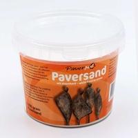PA066 Paversand Wit/steenhard
