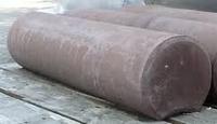 Pallisadepaaltje 30cm 10cm doorsnede gebruikt (beton)