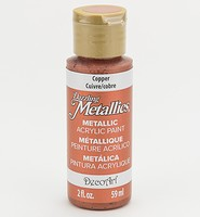 DecoArt Americana DA-205 Dazzling Metallics Copper