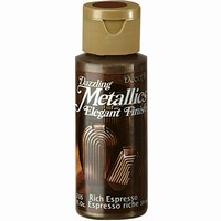 DecoArt Americana DA-245 Dazzling Metallics Rich espresso 59ml