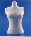 Styropor Torso vrouw 30 cm vol