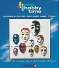 GIPS en GIETMALLEN gezichten/maskertjes